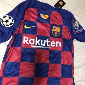 Messi barcelona jersey 2019-2020